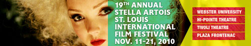 19th Annual St. Louis Film Festival banner